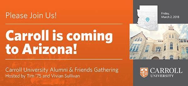 Alumni & Friends Gathering | Arizona