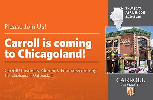 Alumni & Friends Gathering | Chicagoland
