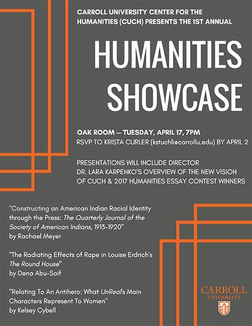 Humanities Showcase