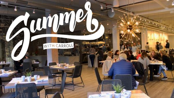 Summer with Carroll | Brunch at Sweet Diner