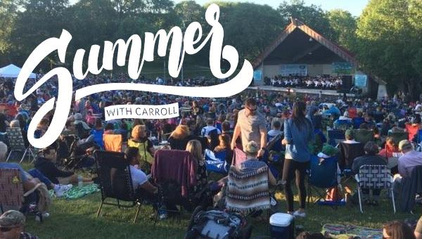 Summer with Carroll | Concert at Chill on the Hill