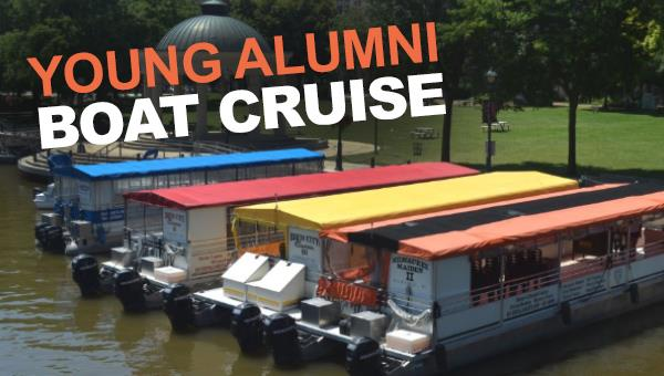 Young Alumni Event | Milwaukee Boat Cruise