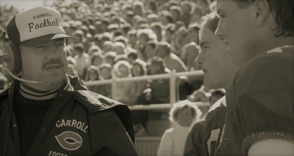 Carroll Pioneers Honor Coach Merle Masonholder