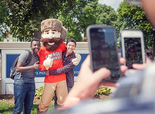 Preview Day for Class of 2022 Students