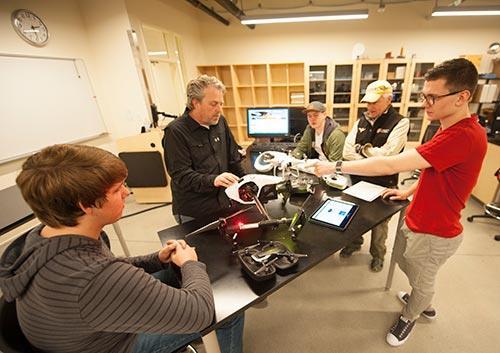Drone Technology Seminar