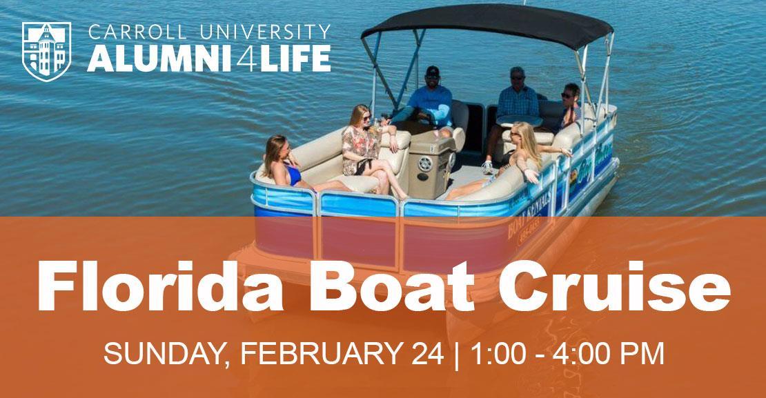 Florida Boat Cruise