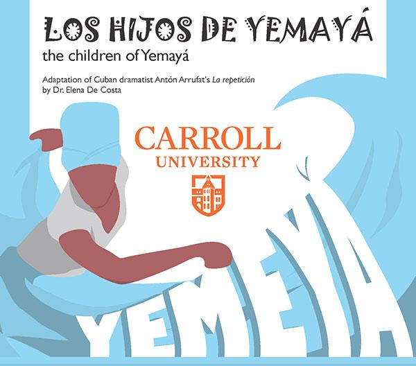 LOS HIJOS DE YEMAYA I the children of Yemaya I A Bilingual Play