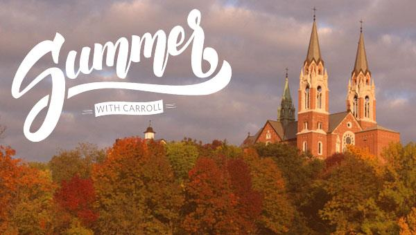 Summer with Carroll | Sunday Hike at Holy Hill