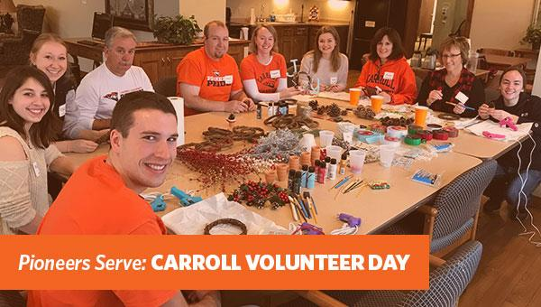 Carroll University Volunteer Day