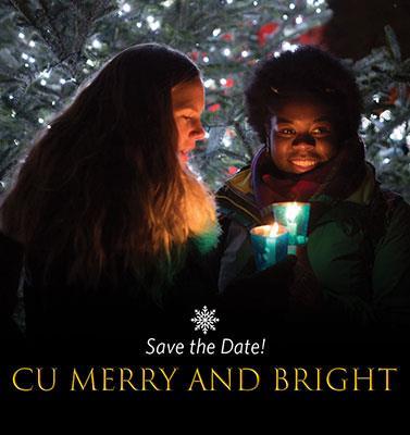 CU Merry and Bright I Carroll University Tree Lighting Celebration