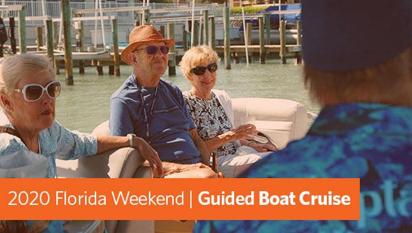 Florida Weekend | Guided Boat Cruise
