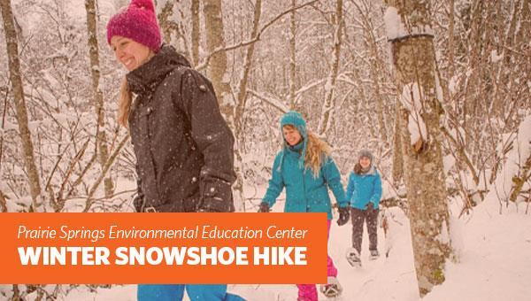 Winter Snowshoe Hike