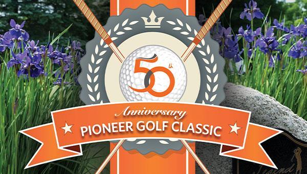 50th Anniversary Pioneer Golf Classic