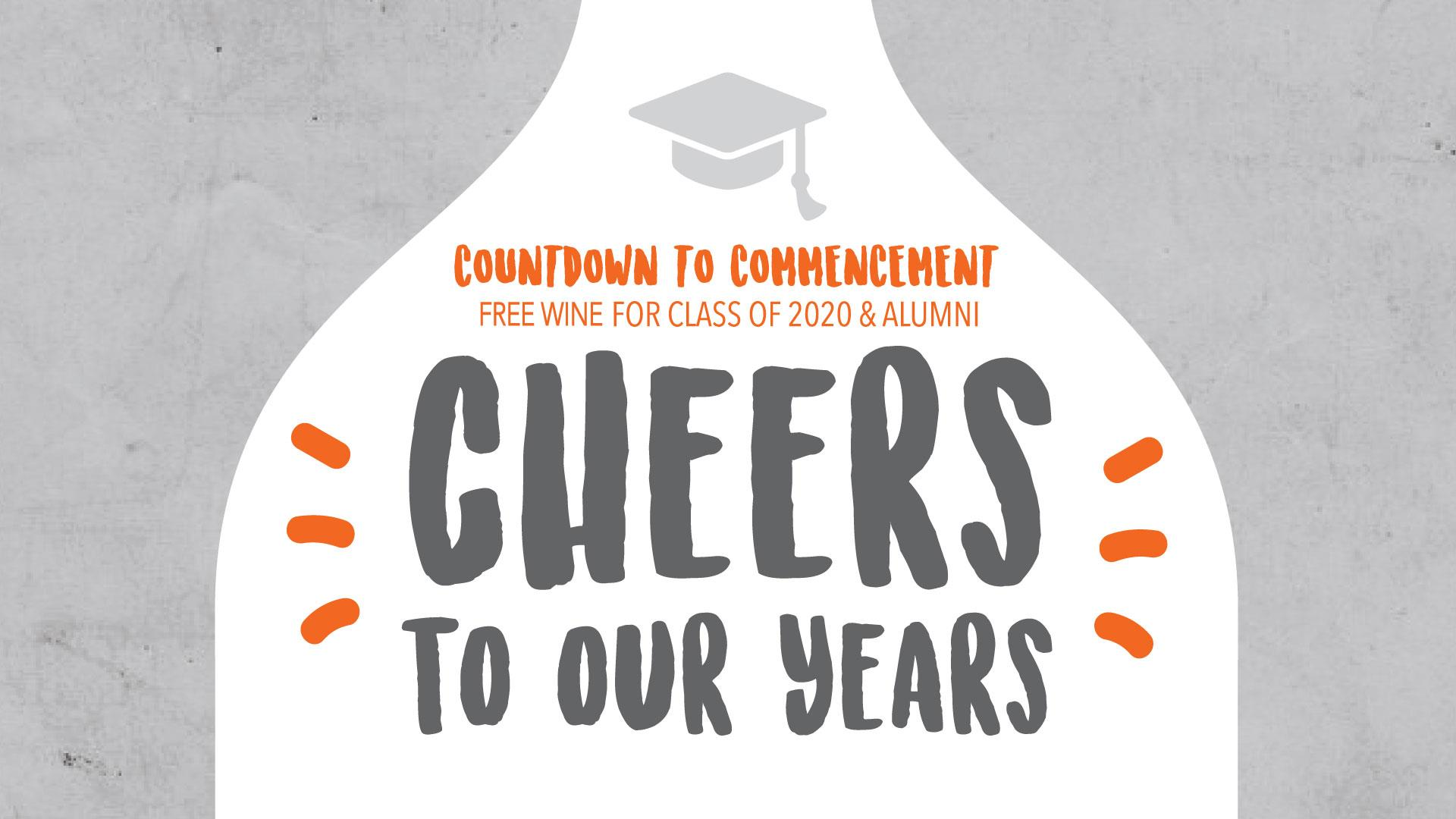CANCELLED: Cheers to Our Years