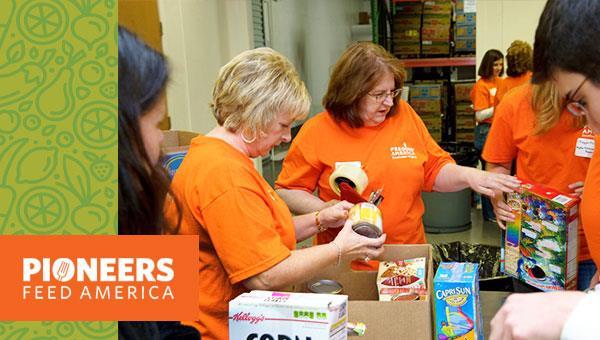 CANCELLED: Feeding America Food Sorting