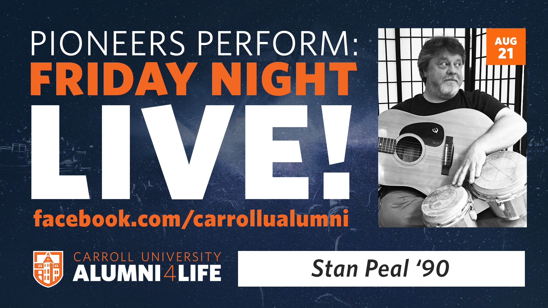 Friday Night Live! | Stan Peal '90