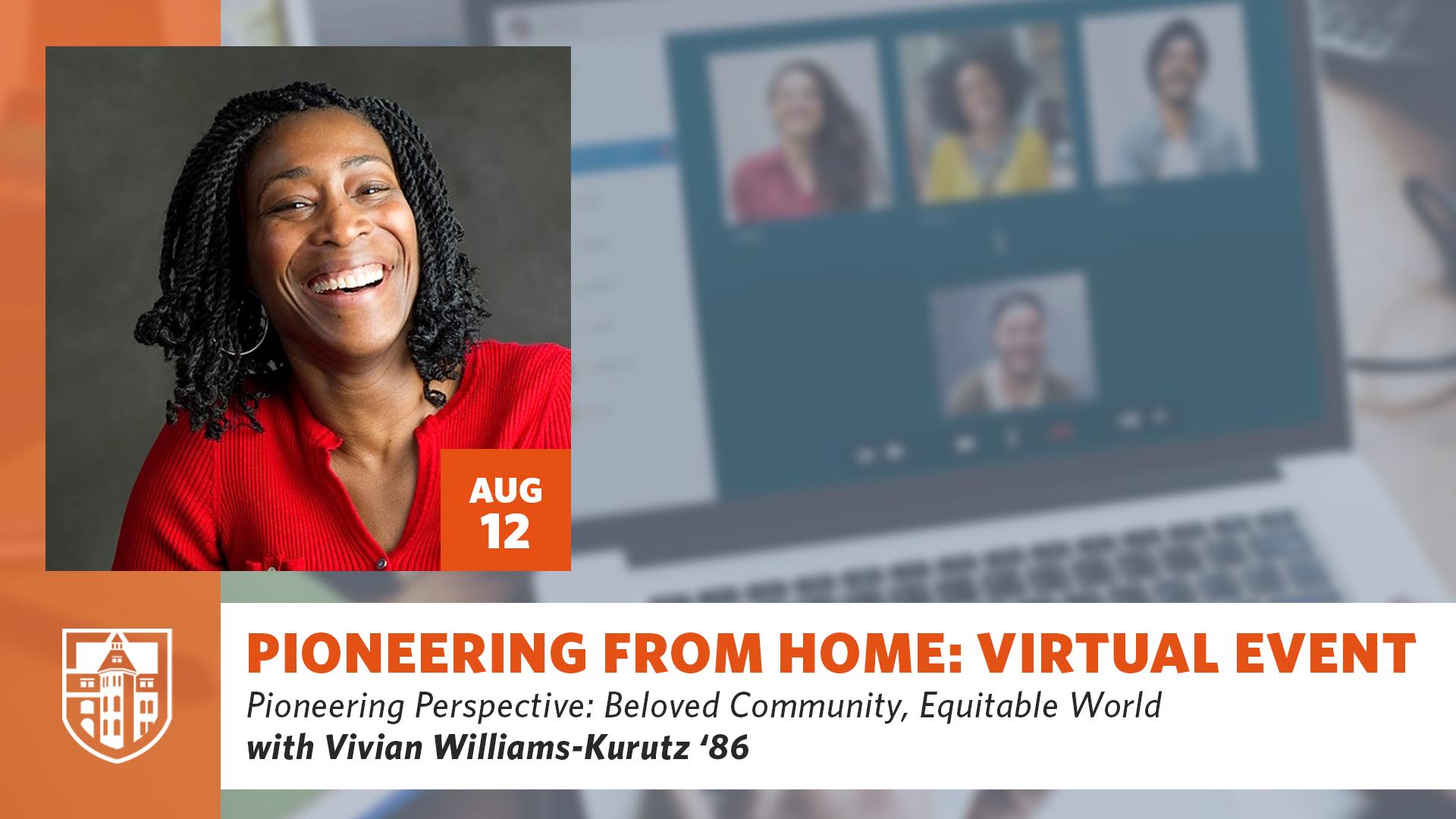Pioneering Perspective: Vivian Williams-Kurutz '86