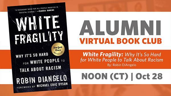 Alumni Book Club Meeting: White Fragility
