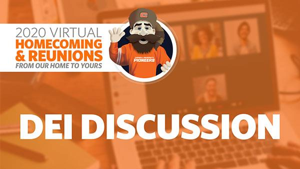 Diversity, Equity and Inclusion: Alumni Discussion