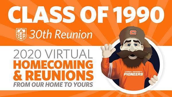 30th Reunion - Class of 1990