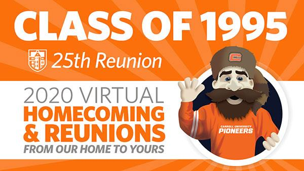 25th Reunion - Class of 1995