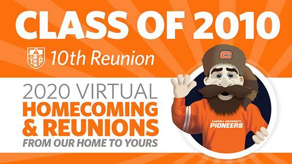 10th Reunion - Class of 2010