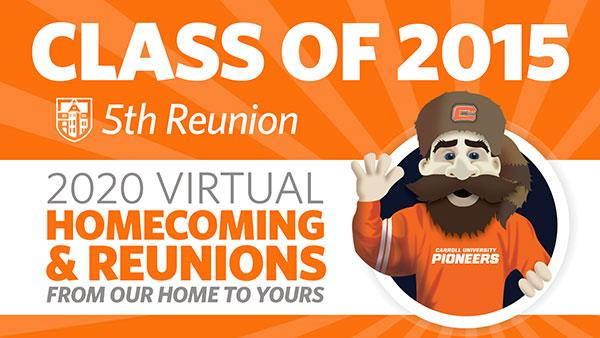 5th Reunion - Class of 2015