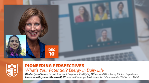 Pioneering Perspectives: Energy in Daily Life with Professor Kimberly Hofkamp