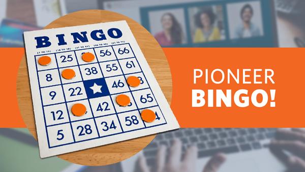 Pioneer BINGO!