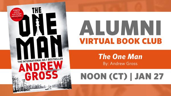 Alumni Book Club Meeting: The One Man