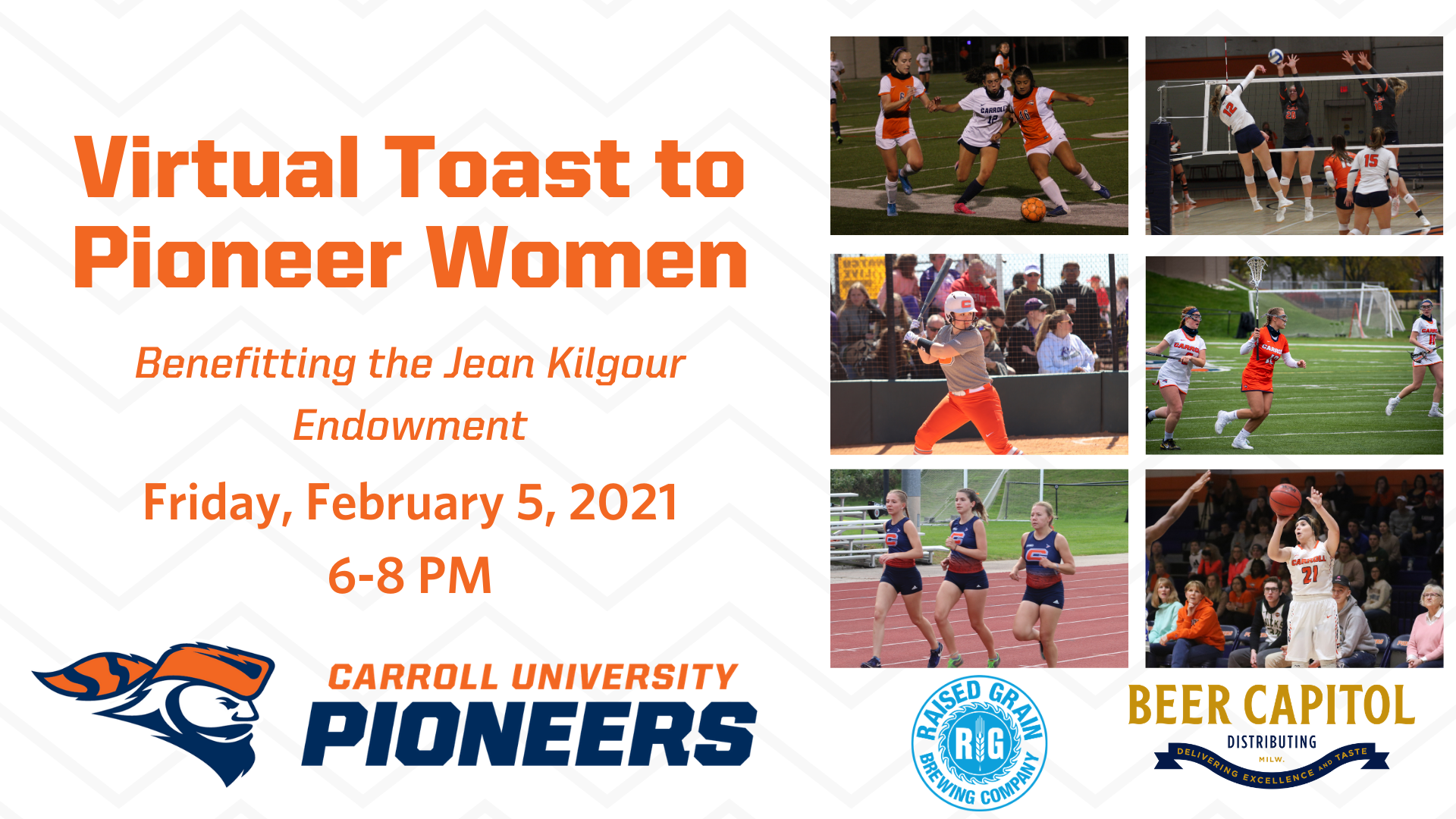 A Virtual Toast to Pioneer Women