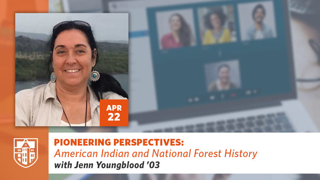 Pioneering Perspectives: American Indian and National Forest History