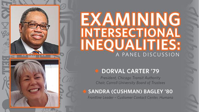 Examining Intersectional Inequalities: A Panel Discussion
