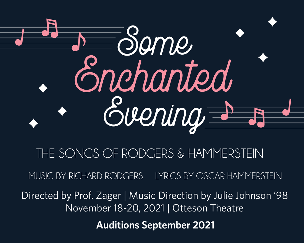 Theatre Production | SOME ENCHANTED EVENING