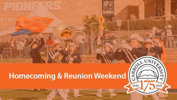 Homecoming & Reunion Weekend