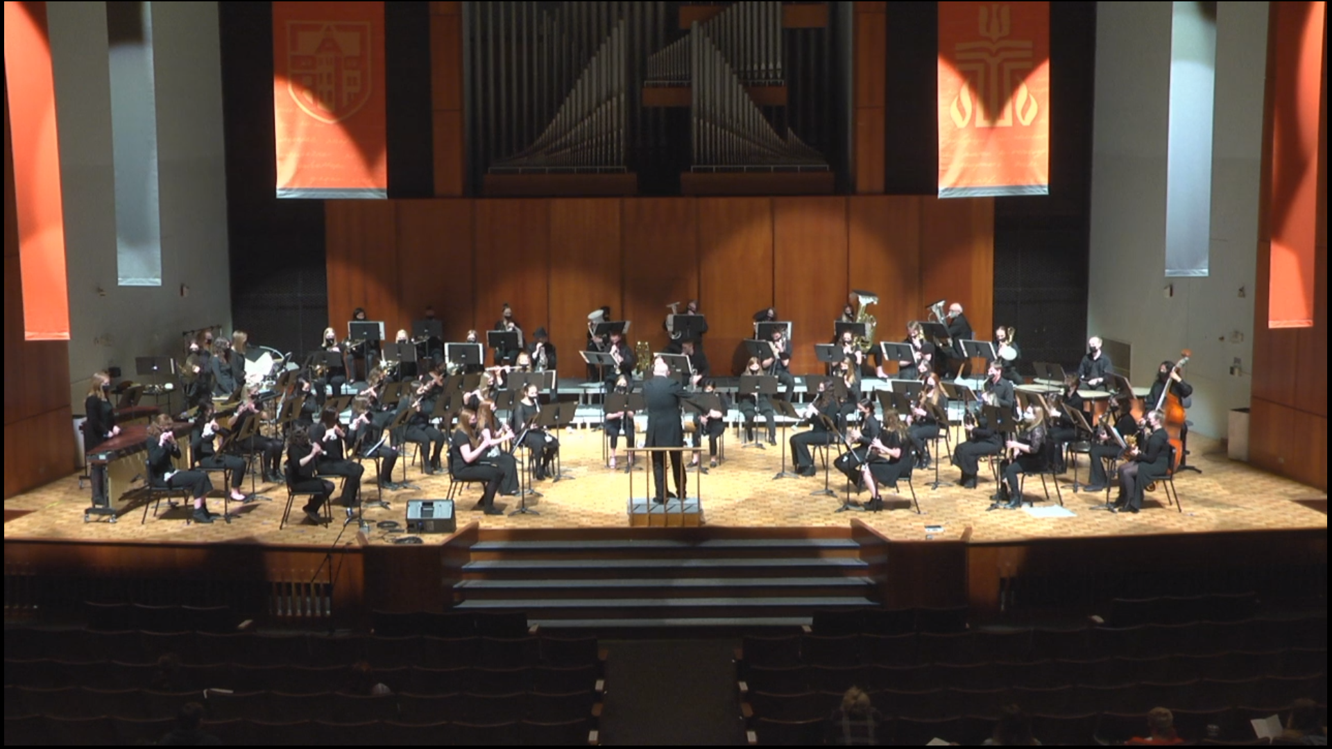 Wind Ensemble and Chamber Orchestra Concert
