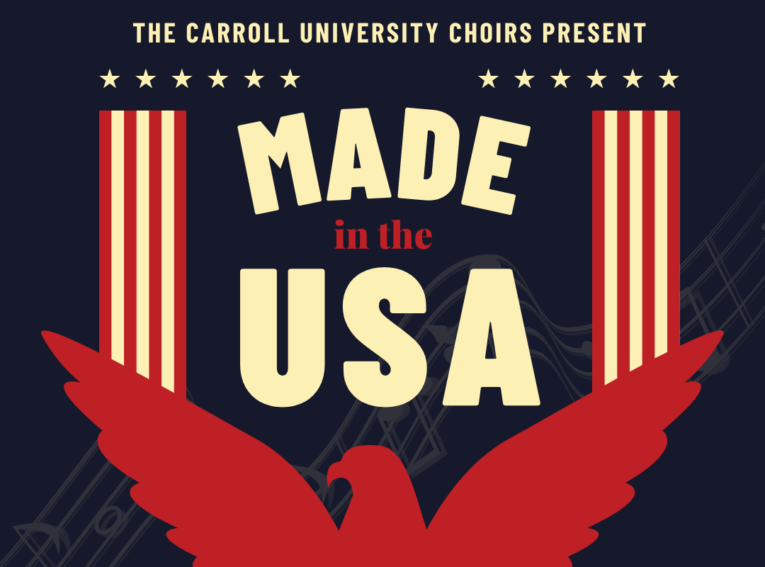 Made in the USA | Choir Concert